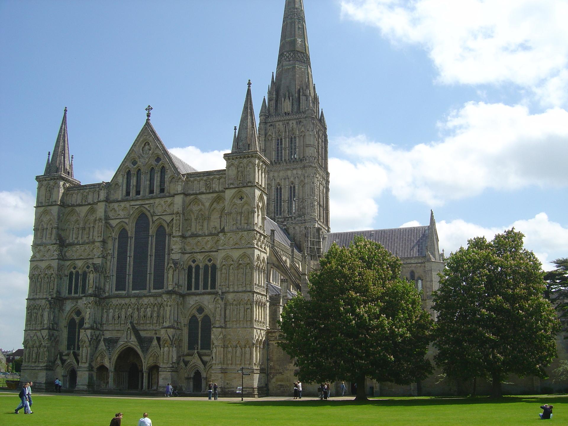 salisbury cathedral - photo #18