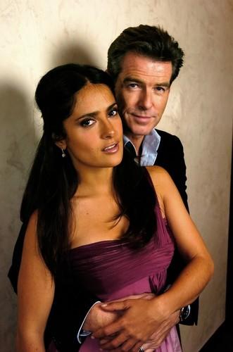 Salma & Pierce