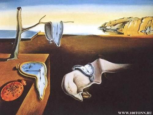 Fine Art Hintergrund called Salvador Dali
