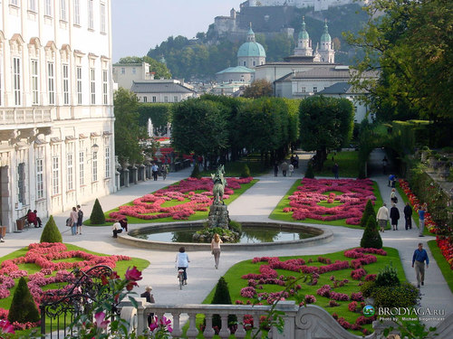 Europe wallpaper called Salzburg, Austria