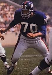 Sam Huff [1956-1963]