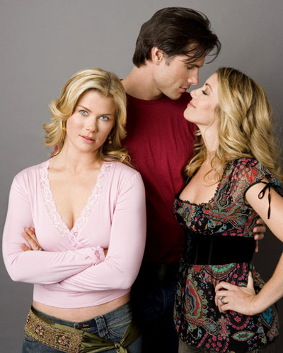Days of Our Lives hình nền called Sami, Austin & Carrie