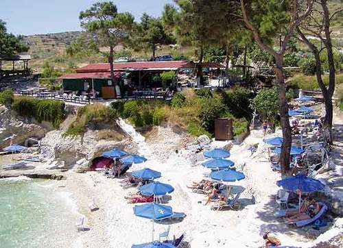 Samos Beaches