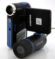 Samsung-SC-X105 camcorder