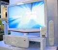 Samsung White LCD