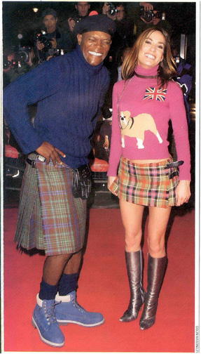 samuel l. jackson - kilts photo (360121) - fanpop