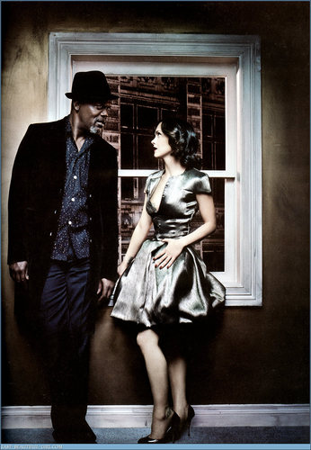 Samuel and Christina