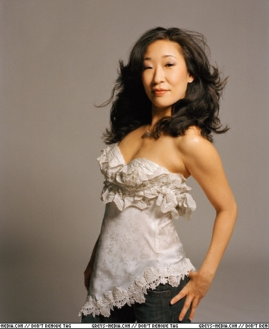 Grey's Anatomy پیپر وال entitled Sandra Oh
