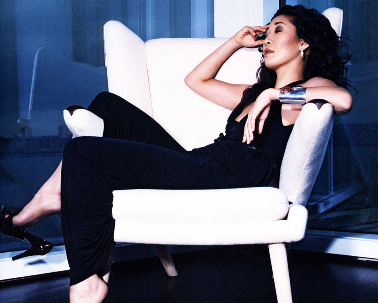 Sandra Oh - Picture