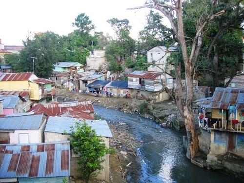 Santiago Poverty