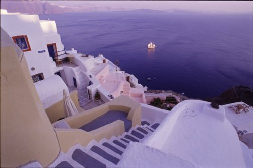 Santorini - greece Photo