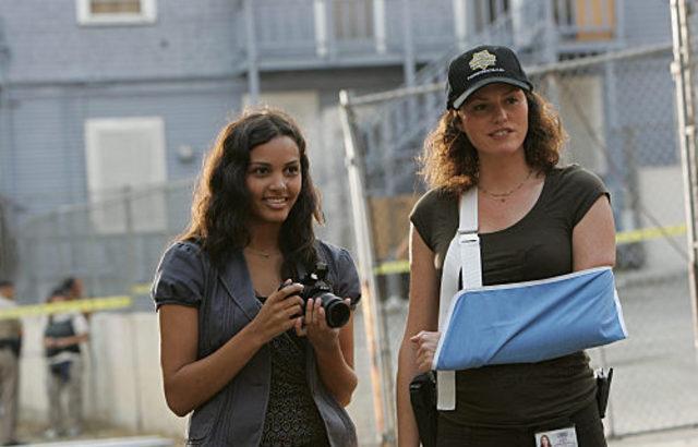 Sara and Veronica