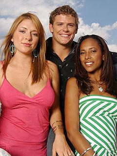 Sarah, Landon, Shavonda