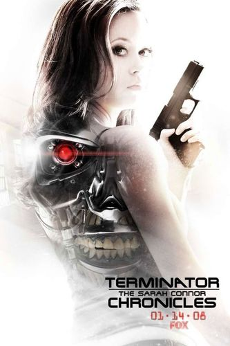 televisie achtergrond titled Sarah Connor Chronicles