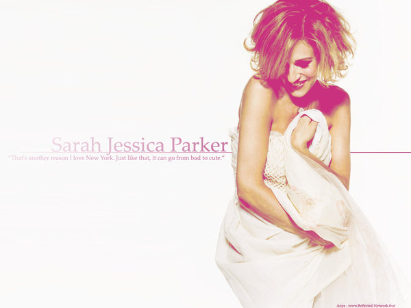 Sarah Jessica Parker & James