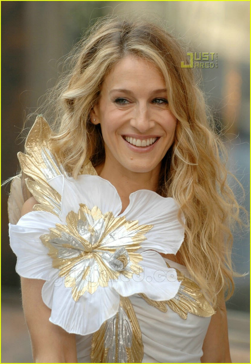 Sarah jessica parker sex and the city movie pictures