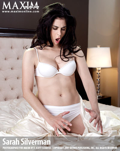 Sarah Silverman Maxim Shoot - Sarah Silverman Photo ... Claire Danes Facebook