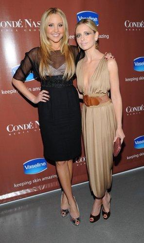 Sarah and Amanda