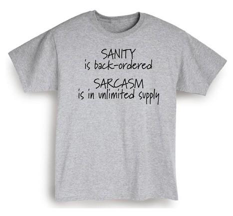 Sarcastic Shirts