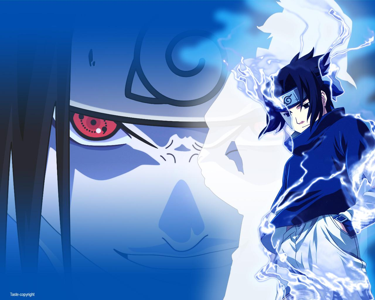 Sasuke Wallpaper Naruto Wallpaper Fanpop