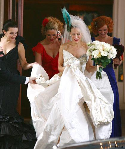 Satc wedding??