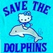 Save the Dolphins - global-warming-prevention icon