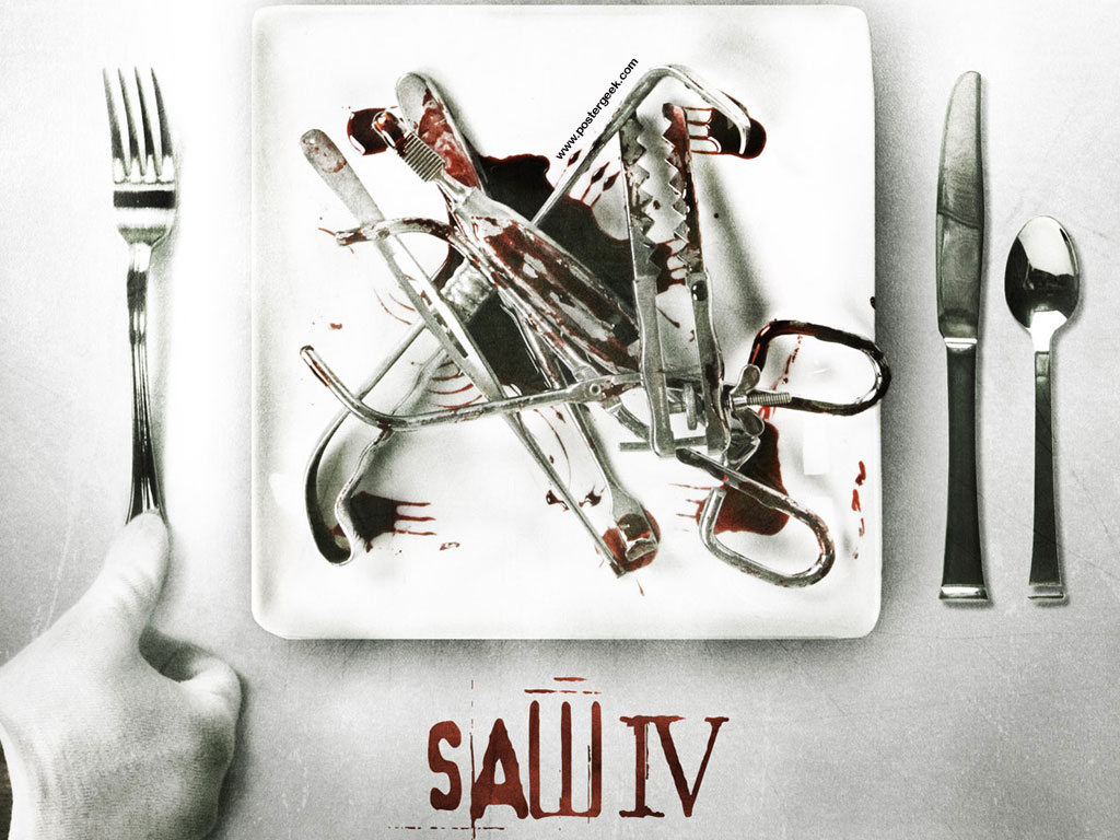 Saw 4 - Saw Wallpaper (361688) - Fanpop