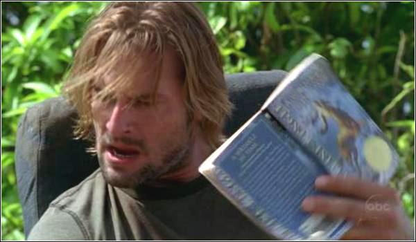 """Sawyer reading 'A Wrinkle..."""""""