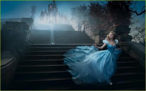 Scarlett/Cinderella