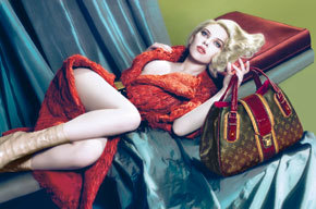 Scarlett for Louis Vuitton
