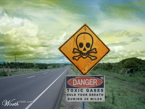 Scary Signs
