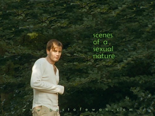 Ewan McGregor kertas dinding entitled Scenes of a Sexual Nature