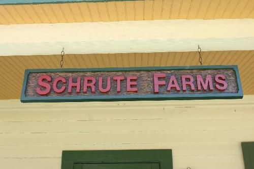 Schrute Farms in Honesdale, PA