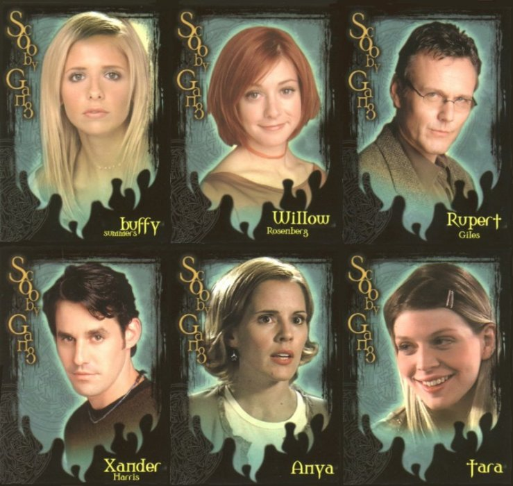 Scoobies<3