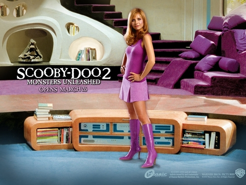 Scooby-Doo 2 Wallpaper