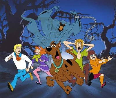 Scooby and the Gang - scooby-doo Photo