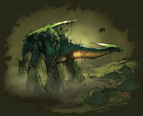 Scopukosaurs/Troglasaur