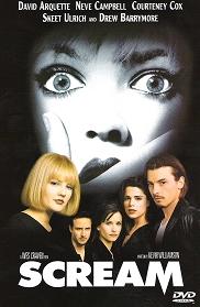 Scream - promo poster