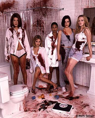 Scream 2 -photoshoot part 2