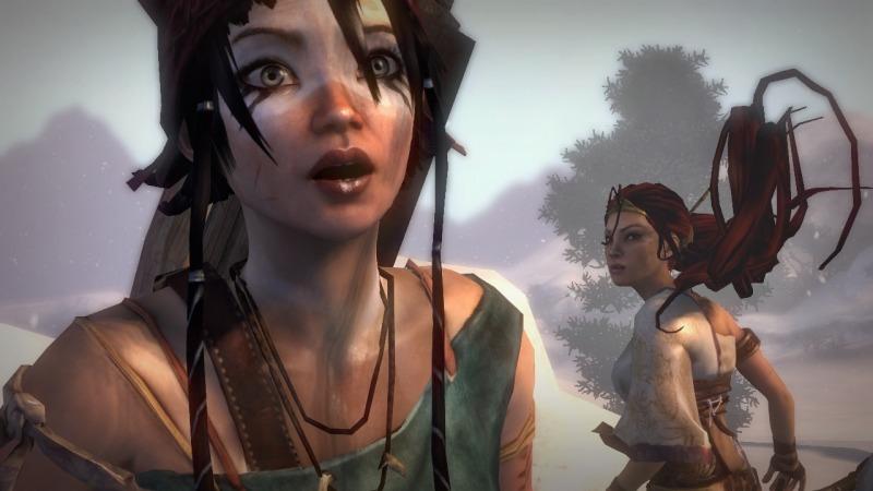 Screenshot Heavenly Sword ছব 587457 ফ য নপপ