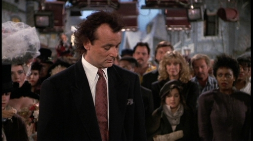 Bill Murray wallpaper entitled Scrooged