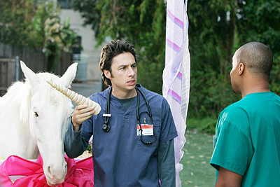 Scrubs- My Number One Doctor