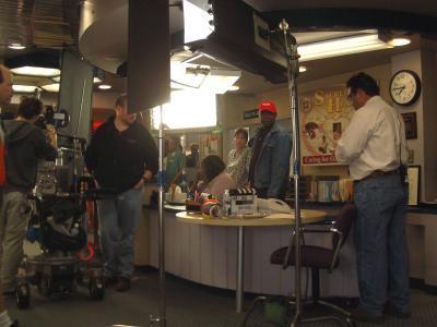 Клиника Behind The Scenes