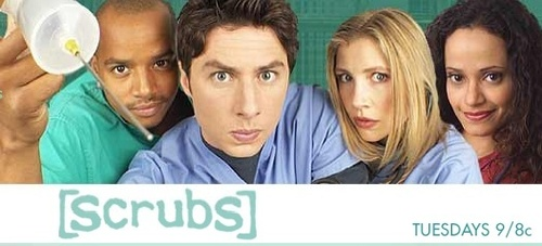 scrubs on NBC