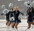 SeaGals on Snow - nfl-cheerleaders photo