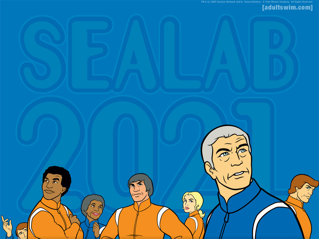 Sealab 2021 - Sealab 2021 Wallpaper (153644) - Fanpop