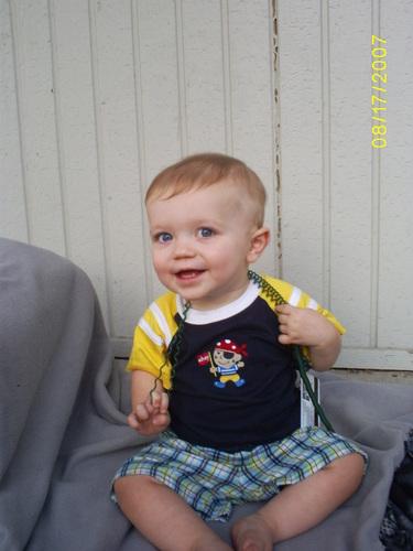 Seamus Cuteness