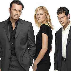 Sean, Christian, Julia