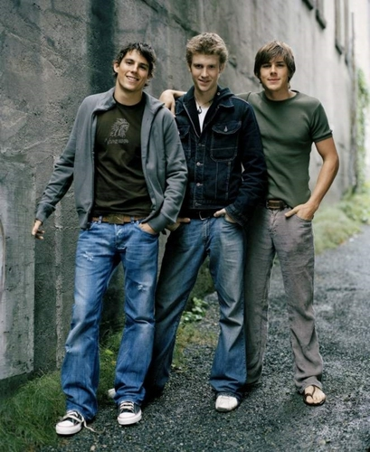 Sean, Jon and Chris