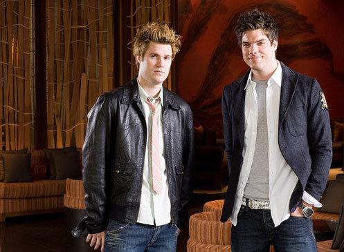 Season 1: Brian and Jordan